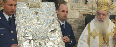 Λαμπρά εόρτασε η Μονή Παναγίας Βροντιανής Σάμου