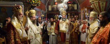 Λαμπρός εορτασμός Αγίου Νεομάρτυρος Μανουήλ του Κρητός στη Μύκονο