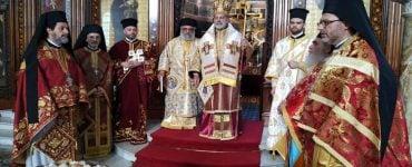 Λαμπρά Ονομαστήρια Αρχιεπισκόπου Θυατείρων Νικήτα