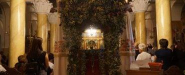 Αγρυπνία στον Ιερό Ναό Αγίων Κωνσταντίνου και Ελένης Τρικάλων