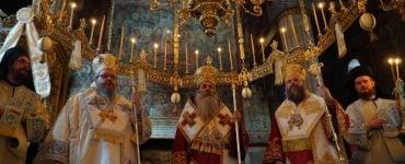Η Πανήγυρις της Μονής Αγίου Βησσαρίωνος Δουσίκου