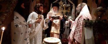 Πανήγυρις Εικόνας Παναγίας Κορμποβίτισσας στην ομώνυμη Ιερά Μονή των Τρικάλων