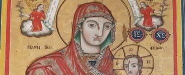 Υποδοχή Εικόνος Παναγίας «η Κυρία των Αγγέλων» στη Μητρόπολη Τρίκκης