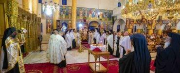 Πολυαρχιερατικός Εσπερινός Αγίου Αθανασίου του Κουλακιώτου (ΦΩΤΟ)