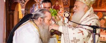 Εορτή Οσίου Συμεών του Στυλίτου στη Μονή Μουτσιάλης (ΦΩΤΟ)