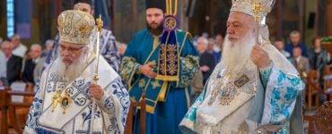 Συλλείτουργο ενώπιον των Ιερών Κειμηλίων του Πόντου στην Έδεσσα (ΦΩΤΟ)
