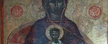 Η Παναγία Παμμακάριστος Σκοπέλου στο Βατώντα