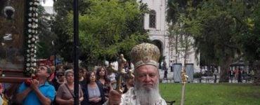 Χαλκίδος Χρυσόστομος: Η Θεοτόκος είναι η πηγή της χαράς