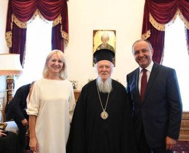 Τελευταίες λεπτομέρειες πριν την επίσκεψη του Οικουμενικού Πατριάρχου σε Άγιον Όρος και Θεσσαλονίκη (ΦΩΤΟ)