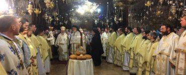 Η Εορτή του Γενεθλίου της Θεοτόκου στο Πατριαρχείο Ιεροσολύμων