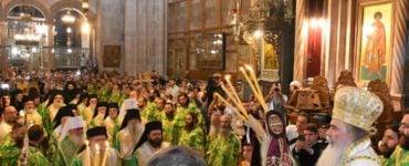 Εορτή Υψώσεως του Τιμίου Σταυρού στο Πατριαρχείο Ιεροσολύμων