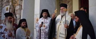 Η Εορτή της Αγίας Σοφίας στις Αχαρνές