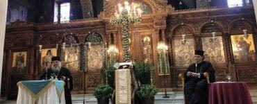 Ο Μητροπολίτης Λεμεσού σε ιερατική σύναξη στην Κατερίνη (ΦΩΤΟ)