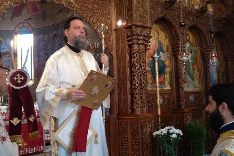 Αρχιερατική Θεία Λειτουργία στον Άγιο Σπυρίδωνα Νέας Ιωνίας