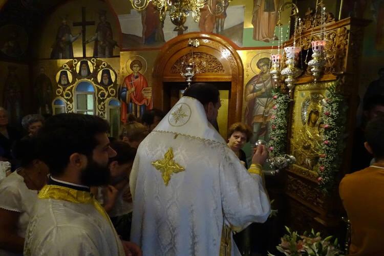 Εορτή Συνάξεως Παναγίας Βηματάρισσας στη Νέα Ιωνία (ΦΩΤΟ)