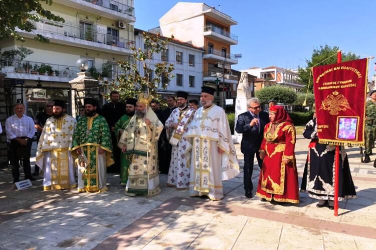 Η Θεσσαλιώτις Εκκλησία εόρτασε τους τοπικούς της Αγίους (ΦΩΤΟ)