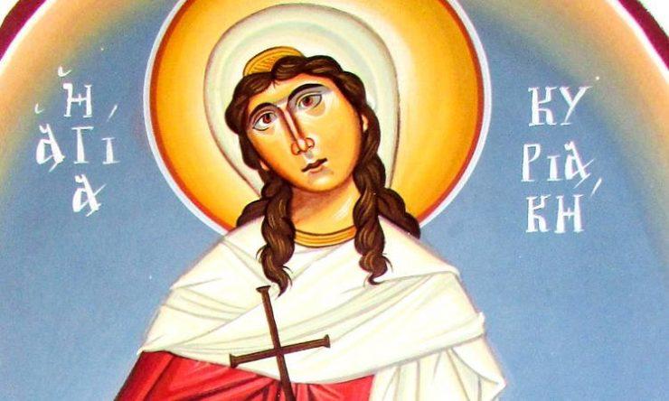 Υποδοχή Λειψάνου Αγίας Κυριακής στη Μητρόπολη Τρίκκης