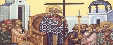 Πανήγυρις Υψώσεως Τιμίου Σταυρού στο Ηράκλειο Κρήτης Πανήγυρις Υψώσεως Τιμίου Σταυρού στα Γρεβενά