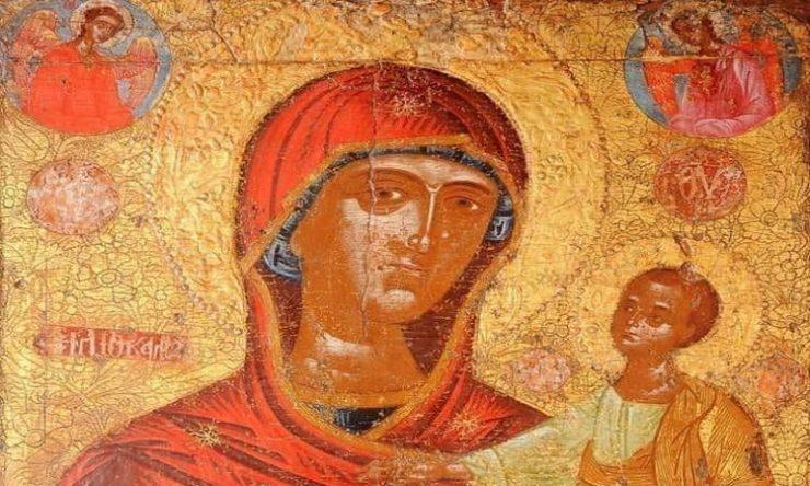 Πανήγυρις Παναγίας Ηλιόκαλης στους Νέους Επιβάτες Θεσσαλονίκης