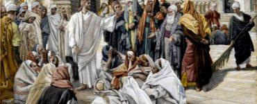 Τι ζητούσαν οι Φαρισαίοι από τον Χριστό;