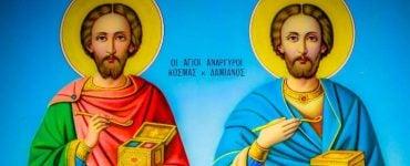 Αγρυπνία στη Θεσσαλονίκη για τους Αγίους 20 Αναργύρους