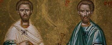 Αγρυπνία στη Λευκωσία για τους Αγίους 20 Αναργύρους Πανήγυρις Αγίων 20 Αναργύρων στη Λιβαδειά