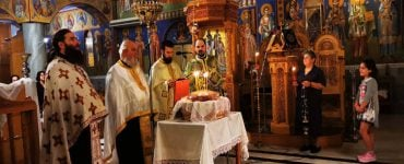 Η Νέα Κίος τιμά τους Αγίους της (ΦΩΤΟ)