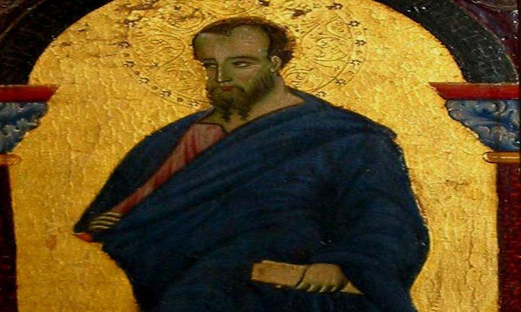 Εορτή Αγίου Αποστόλου Ιακώβου του Αλφαίου