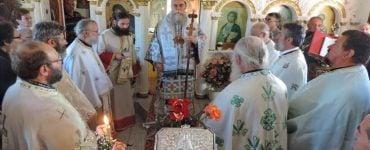 Εορτή του Ευαγγελιστού Λουκά στη Μητρόπολη Άρτης