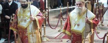 Ευρίπου Χρυσόστομος: Μαρτυρία της γνησίας αγάπης είναι η αυτοθυσία