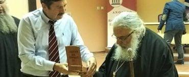 Ο Σταυρός του Μακεδονομάχου Γκόνου Γιώτα στον Εδέσσης Ιωήλ