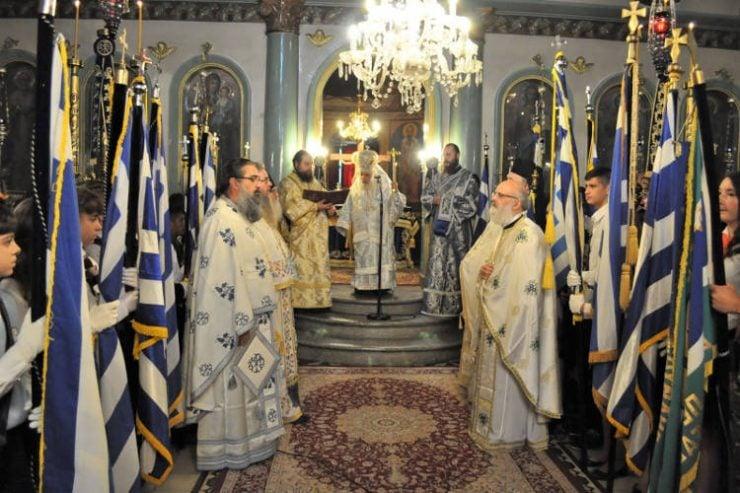 107η επέτειος της απελευθέρωσης των Γιαννιτσών (ΦΩΤΟ)