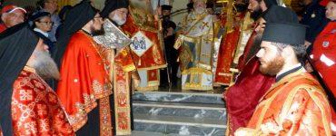 Εορτή Αγίων Τεσσάρων Μαρτύρων στο Ρέθυμνο