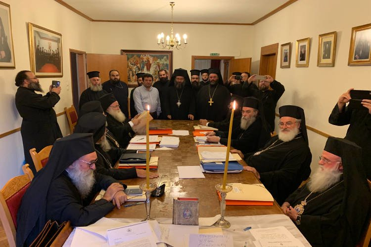 Εκλογή νέου Επισκόπου στην Εκκλησία Κρήτης