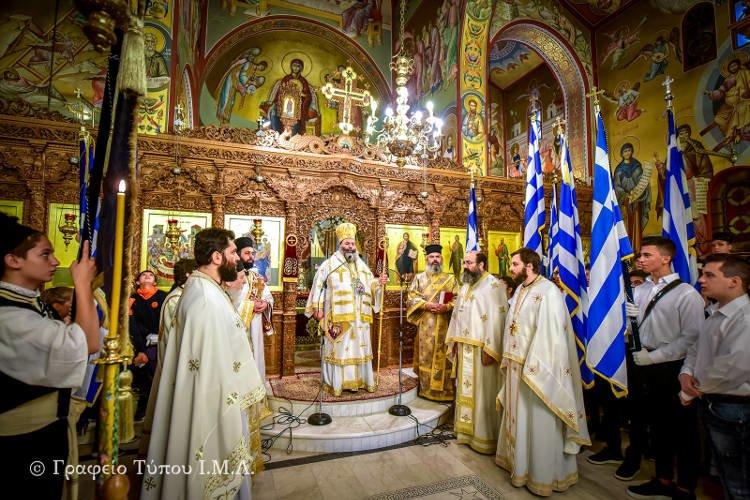 Μνήμη του Μακεδονικού Αγώνα στον Λαγκαδά (ΦΩΤΟ)