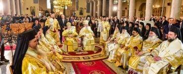 Πατριαρχική Θεία Λειτουργία στην Παναγία Αχειροποιήτου Θεσσαλονίκης