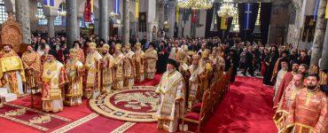 Λαμπρός εορτασμός του Πολιούχου της Θεσσαλονίκης (ΦΩΤΟ)