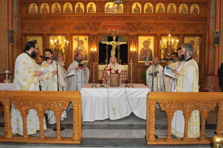 Η αρχαιοπαράδοτη Θεία Λειτουργία στη Μητρόπολη Νέας Σμύρνης