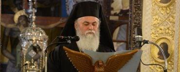 Νέος Μητροπολίτης Καλαβρύτων ο Ιερώνυμος Κάρμας