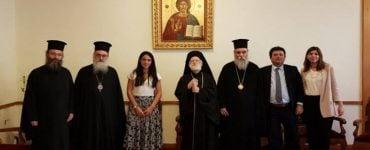 Συνάντηση Αντιπροσωπείας της Εκκλησίας Κρήτης με την Υφυπουργό Κοινωνικών Υποθέσεων