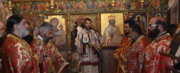 Εορτή Αγίας Αναστασίας Ρωμαίας στη Μητρόπολη Ρόδου