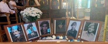 Μνημόσυνα των ηρώων 1974 της κοινότητας Φρενάρους