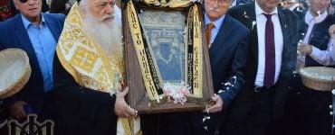 Η Θεσσαλονίκη υποδέχθηκε την Παναγία Σουμελά (ΦΩΤΟ)