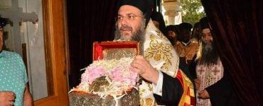 Η Θεσσαλονίκη υποδέχτηκε την Κάρα του Αγίου Παρθενίου