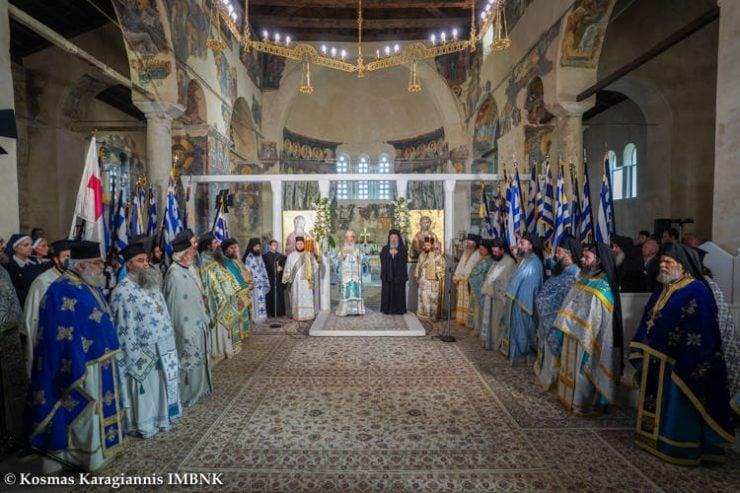 Εορτάστηκε η 107η επέτειος της απελευθέρωσης της Βέροιας (ΦΩΤΟ)