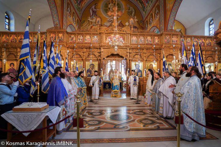 107η επέτειος απελευθέρωσης της Νάουσας (ΦΩΤΟ)