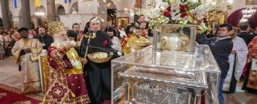Ακολουθία Επιταφίου του Αγίου Δημητρίου στη Θεσσαλονίκη