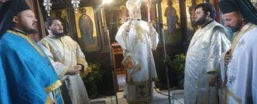 Λαμπρά εόρτασε η Ιερά Μονή Παναγίας Γοργοεπηκόου Ψαχνών