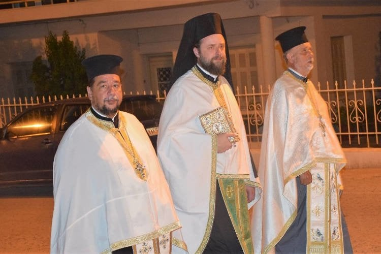 Εξελέγη Επίσκοπος Ωρεών ο Αρχιμανδρίτης Φιλόθεος Θεοχάρης