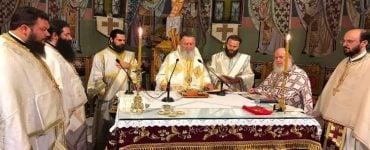 Αγρυπνία και Αρχαιοπρεπή Λειτουργία στη Χαλκίδα